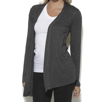 Solid Open Cardigan   Shop Tops at Wet Seal