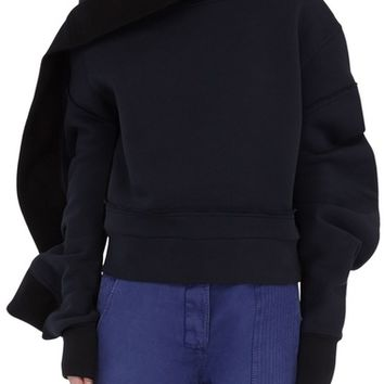 Burberry Balloon Sleeve Sweatshirt | Nordstrom