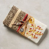 Totem One-Of-A-Kind Suze Clutch in Neutral Size: One Size Clutches