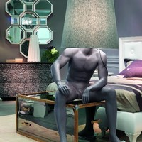 DIRECT LIGHT FLOOR LAMP COD MAN1 | FLOOR LAMP | BIZZOTTO