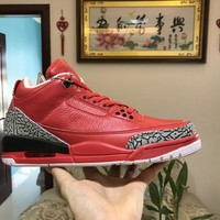 Air Jordan 3 Retro AJ3 Grateful By khaled 580775-601 US 7-13