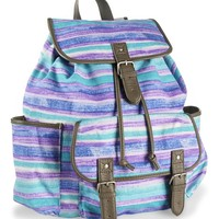 Beachy Stripes Backpack -
