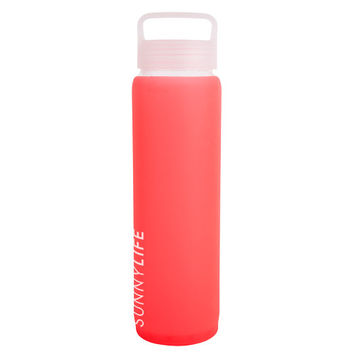 SUNNYLIFE - Water Bottle | Hot Coral