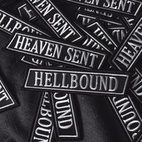 'Heaven Sent' & 'Hellbound' Patches