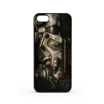 Fallout Army Mask iPhone 5 / 5s Case