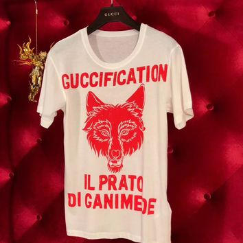 NEW 100% Authentic 2018ss Gucci T Shirt  d010