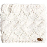 Roxy Winter Neck Warmer   Bright White