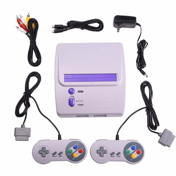 16-Bit Game Console - Plays SNES Games!