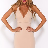 Lonely Boy Dress Nude