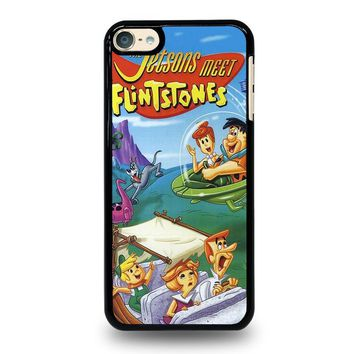 JETSONS MEET FLINTSTONES iPod Touch 6 Case Cover