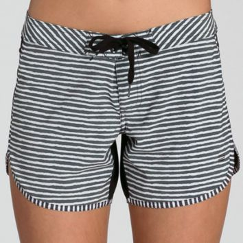 Billabong Women's Surf Capsule Gi Geo 5 Boardshorts | Off Black | Sale