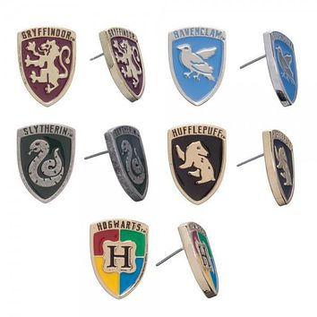 Harry Potter Crests Earrings