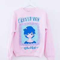Pretty Boy Crewneck