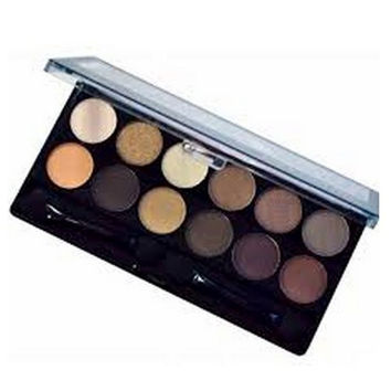 CITY COLOR 12 Color Eye Shadow Palette - Nudes Palette