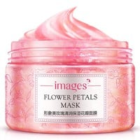 Rose Flower Petals Mask (moisturizing, oil control)