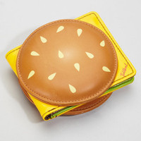 Toddland Burger Wallet | Awesome Cheeseburger Wallet | fredflare.com
