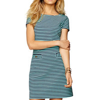 Lilly Pulitzer Layton Short Sleeve Shift Dress