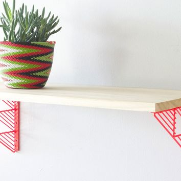 Bend Goods Triangle Shelf Bracket