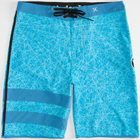 Hurley Phantom Jjf Mens Boardshorts Blue  In Sizes