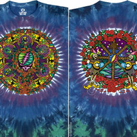 Celtic Mandala Grateful Dead Tie-Dye T-Shirt