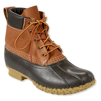 Women's Tumbled-Leather L.L.Bean Boot, 6