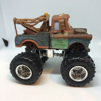 Disney Cars 1:55 Custom Monster Truck Mater