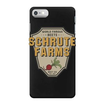World Famous Beets Schrute Farms iPhone 7 Case