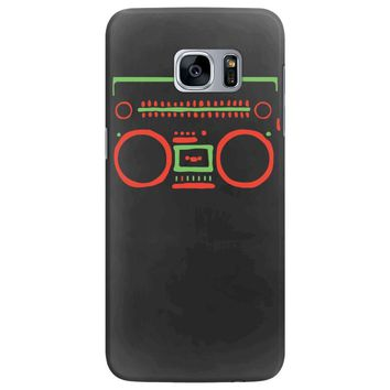 a tribe called quest   speaker hip hop the cutting edge Samsung Galaxy S7 Edge