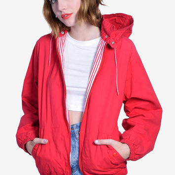 ECH Vintage Red Riding Hood Jacket