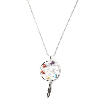 Rainbow Dreams Necklace