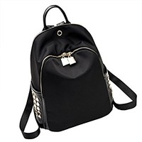 Wentshine Womens Light Cool Walking Daypack Small Backpack with Wire Hole