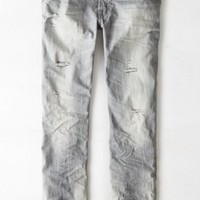 AEO Men's Original Straight Jean (Grey)