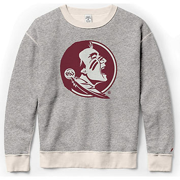 Florida State University Seminoles Women's Crewneck Sweatshirt | Florida State University
