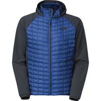 The North Face ThermoBall Hybrid Hooded Insulated Jacket - Men's