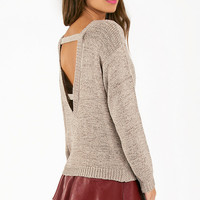 Warm Me Knit Sweater $44