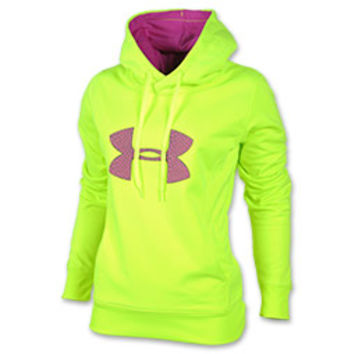 Women's Under Armour Storm Pulse Big Logo Hoodie