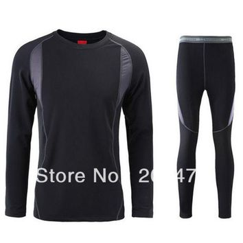 Top Quality Thermal Underwear Long Johns Quick Drying Thermo Underwear Men Clothing