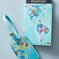 Map Maker Passport Holder