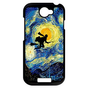 Harry Potter HTC One S Case