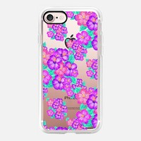 Watercolor Hibiscus 2 iPhone 7 Case by Lisa Argyropoulos | Casetify