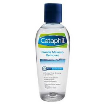 Cetaphil Gentle Waterproof Makeup Remover 6 oz