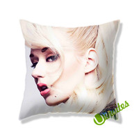 Beautiful Iggy Azalea Square Pillow Cover