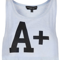 Petite A+ Burnout Vest - New In This Week - New In - Topshop