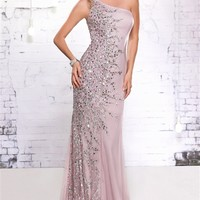 MNM Couture 9380 | Military Ball Gowns | Prom Dresses | Homecoming Dresses | Pageant Gowns | GownGarden.com