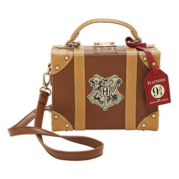 Harry Potter Hogwarts Trunk Crossbody Bag