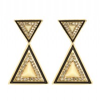 Teepee Drop Earrings