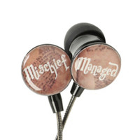 Harry Potter Mischief Managed Earbuds
