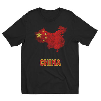 The China Flag T-Shirt (regular fit)