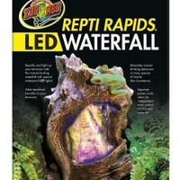 Led Waterfall Wood Small Reptirapids