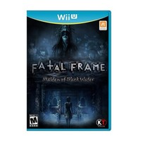 Nintendo Fatal Frame: Maiden of Black Water WiiU - Email Delivery